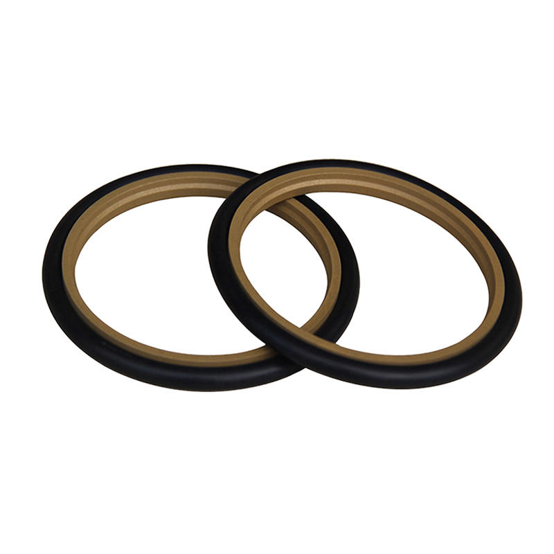 SPNS-Hydraulic Rod Seal Low Speed Step Seal