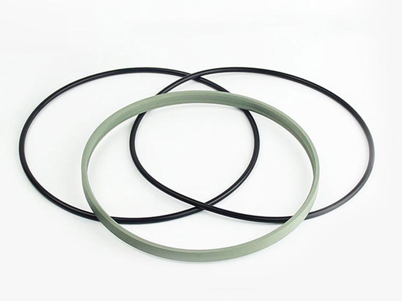 DPE - Hydraulic PTFE Double Wiper Dust Seals-06