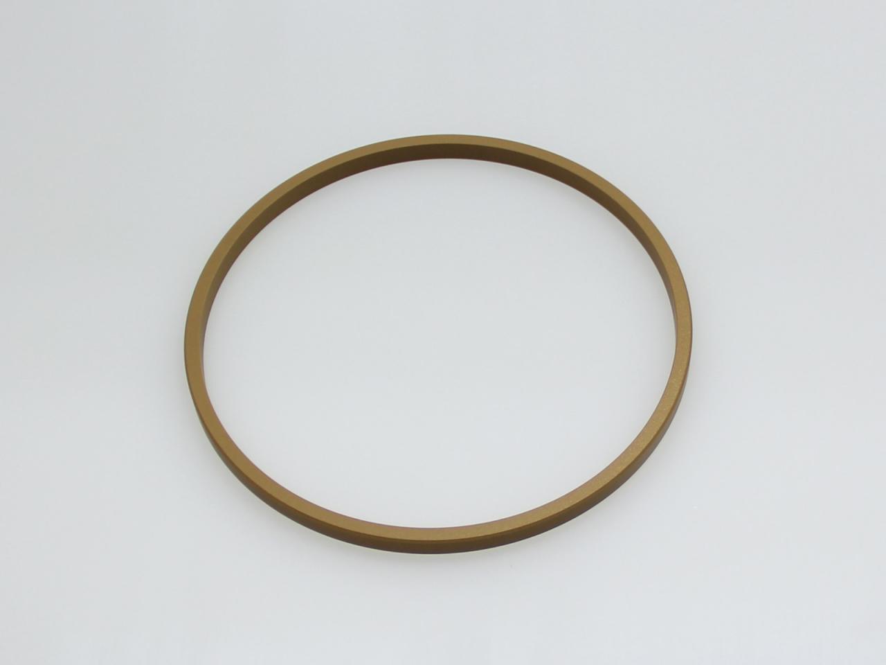 DSH-Piston Seal Design | Piston Seal Bronze Filled PTFE Glyd Ring