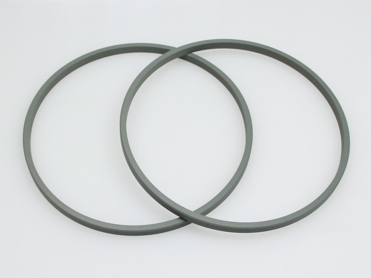 DSH-Piston Seal Design | Piston Seal Bronze Filled PTFE Glyd Ring-2