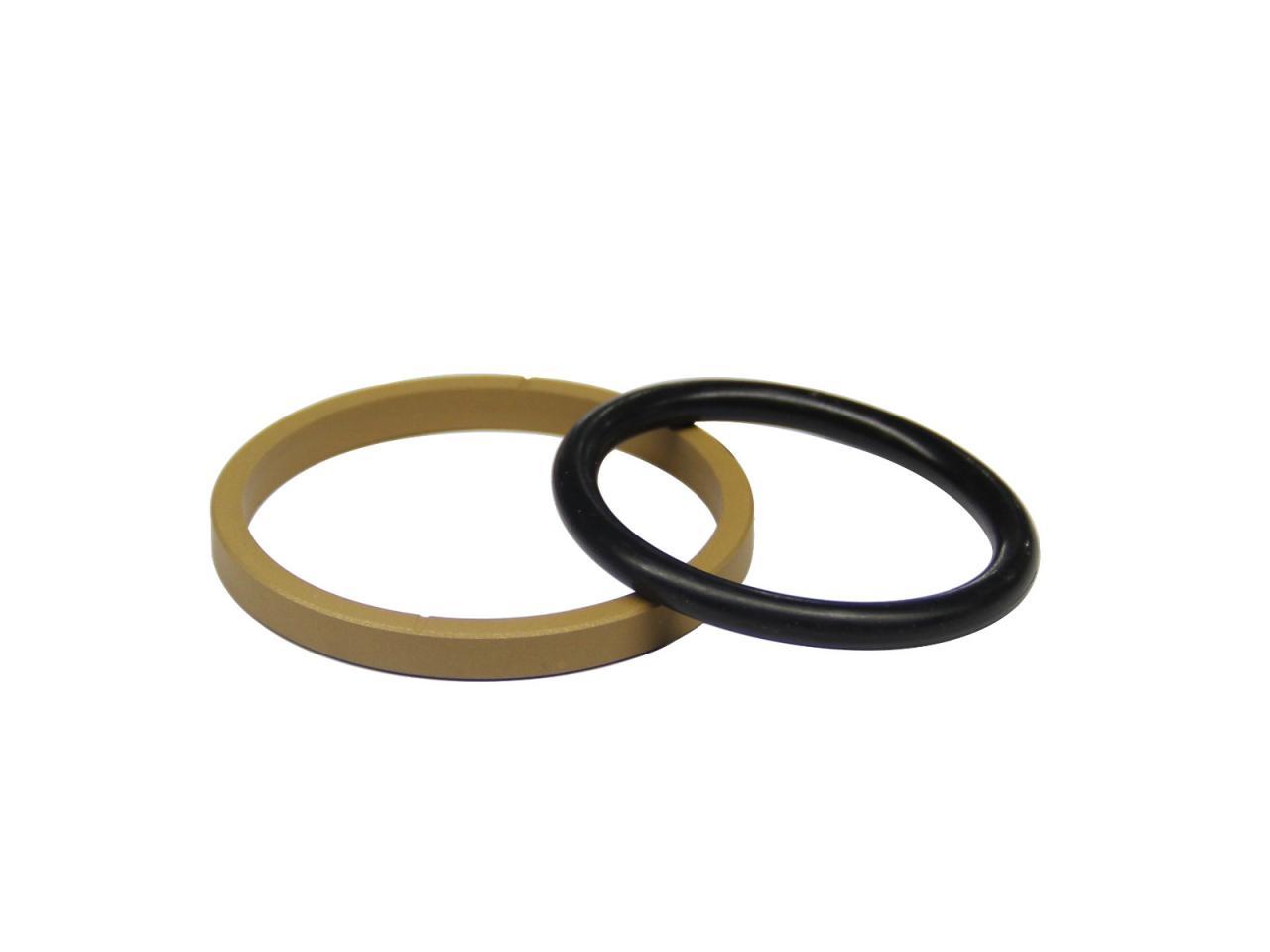 DSH-Piston Seal Design | Piston Seal Bronze Filled PTFE Glyd Ring-4