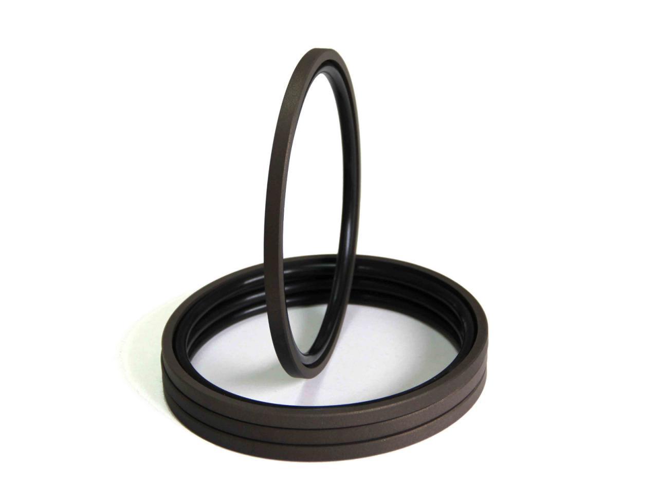 DSH-Piston Seal Design | Piston Seal Bronze Filled PTFE Glyd Ring-7