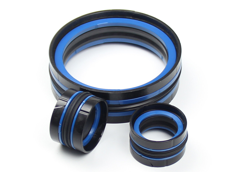 DSH-Piston Seal Design Manufacture | Double-acting Compact Piston Seal