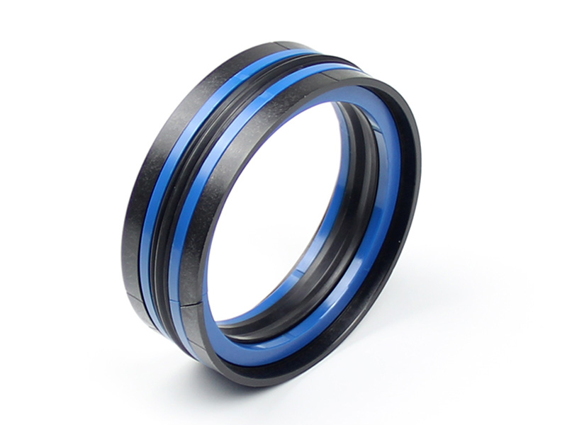 DSH-Piston Seal Design Manufacture | Double-acting Compact Piston Seal-3