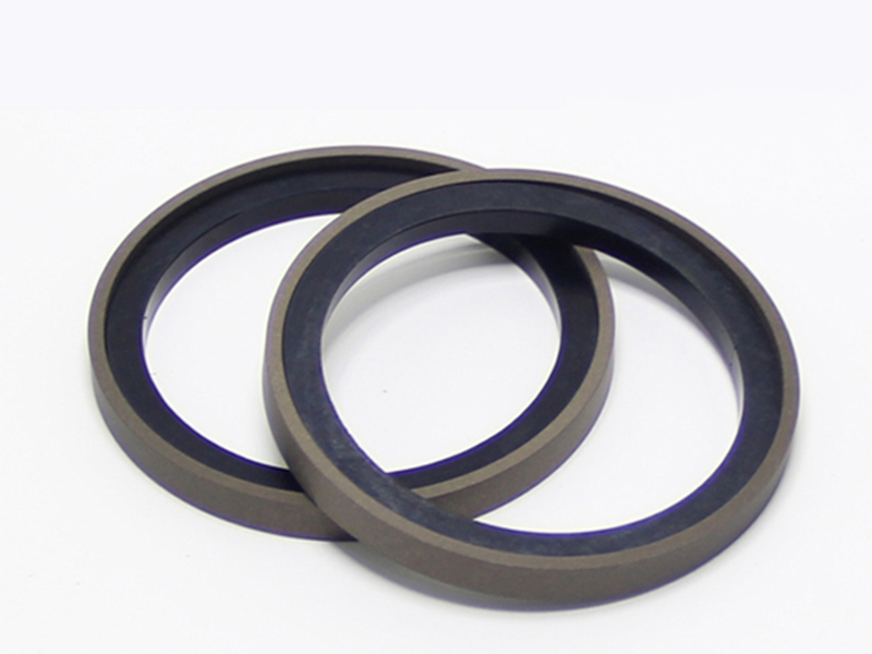 DSH-High-quality Piston Seal Ring | Excavator Heavy Duty Piston Seal-5